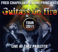 guitars on fire cd